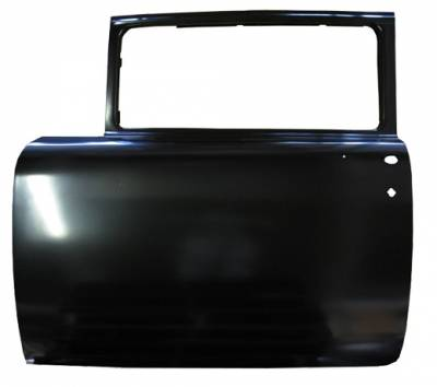 1955-57 Chevy 2-Door Sedan & Station Wagon Left Full Door Skin (Also Use For Nomad)