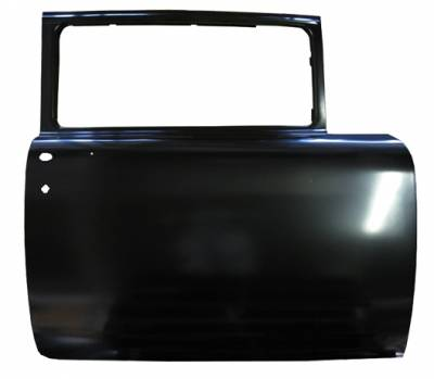 1955-57 Chevy 2-Door Sedan & Station Wagon Right Full Door Skin (Also Use For Nomad)