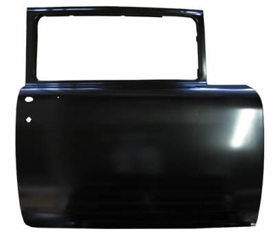 1955-57 Chevy 2-Door Sedan & Station Wagon Right Full Door Skin (Also Use For Nomad)