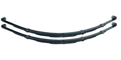 1955-57 Chevy Stock 5-Leaf Rear Springs Pair