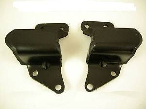 1955-57 Chevy Powerglide Automatic Rear Motor Mounts Pair
