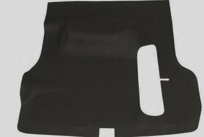 1955-57 Chevy Rubber Trunk Mat