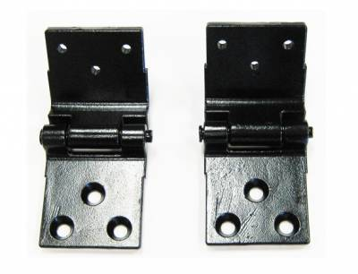 1955-57 Chevy Station Wagon Tailgate Hinges Pair