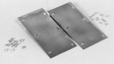 1955-57 Chevy Radiator Relocation Kit