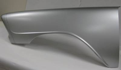 1956 Chevy Front End Sheetmetal Package With 8-Cylinder Core Support & Stock Hood
