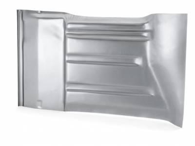 1955-57 Chevy Left Front Under Seat Floor Pan