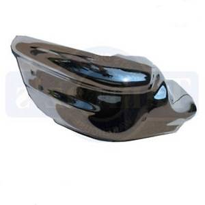 Show Quality USA Chrome 1957 Chevy Right Front Bumper End