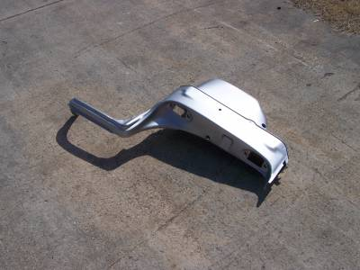 1955-56 Chevy Convertible Right Cowl Side Panel A-Pillar Assembly