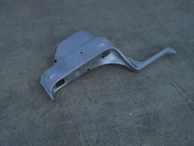 1955-56 Chevy Sedan & Station Wagon Left Cowl Side Panel A-Pillar Assembly