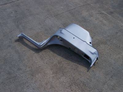 1955-56 Chevy Sedan & Station Wagon Right Cowl Side Panel A-Pillar Assembly