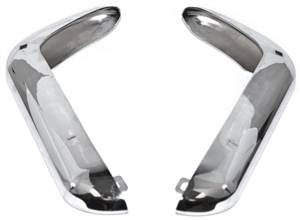 1970-73 Camaro RS Chrome Front Bumper Set