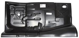 "1975-81 Camaro & Firebird Left Floor Panel With Toeboard (26""W x 50.5""L)"