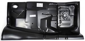 "1975-81 Camaro & Firebird Right Floor Panel With Toeboard (26""W x 50.5""L)"