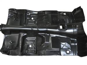 1975-81 Camaro & Firebird Complete Manual Trans. Floorpan With Braces & Toeboard (with torque boxes)