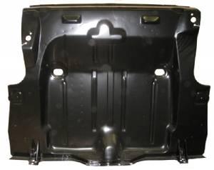 1969 Camaro & Firebird Complete Trunk Floor