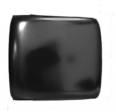 1966-67 Chevy II 2-Door Hardtop Top/Roof Skin Panel