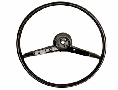 "1957 Chevy 210 & Bel Air 18"" Steering Wheel Black"