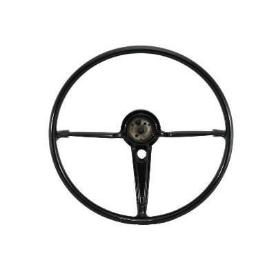 "1955-56 Chevy Bel Air 18"" Steering Wheel Black"
