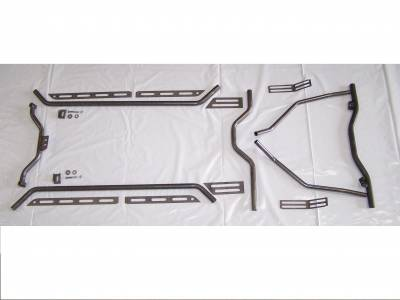 1955-57 Chevy Custom Super-Series Tubular Frame Upgrade Kit