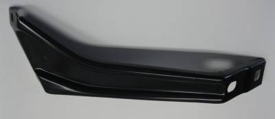1957 Chevy Right Front Bumper Large Diagonal Bracket