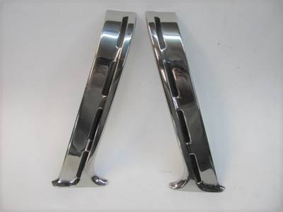 1955 Chevy Bel Air Hardtop & Convertible Restored Upper Paint Dividers Pair