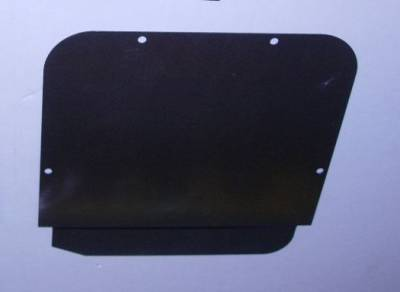 1955-57 Chevy 2-Door Inner Access Cover Large