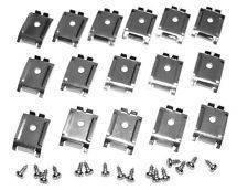 1955 Chevy Rocker Panel Molding Clip Set