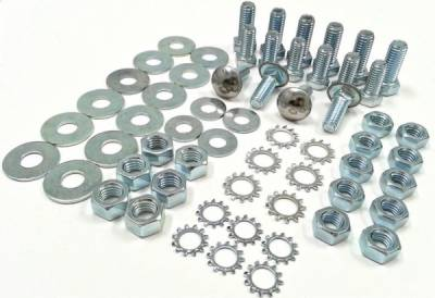1957 Chevy Front Bumper Stainless Steel Mounting Bolt Kit