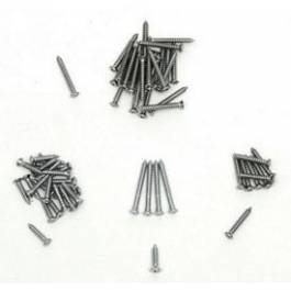 1955 Chevy 2-Door Sedan Interior Garnish Molding Trim Screw Set