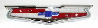 1955 Chevy Trunk Emblem  Assembly