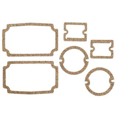 1956 Chevy Parking Light, Taillight & Backup Lens Gaskets Set