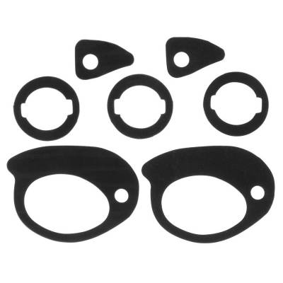 1955-57 Chevy Door Handle And Lock Gasket Set
