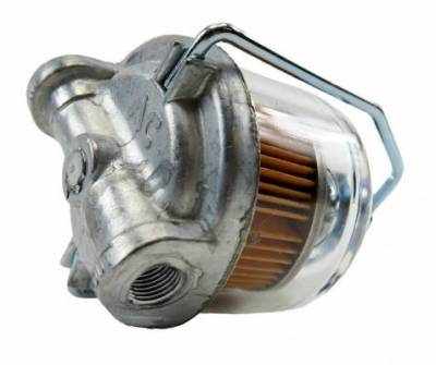 1955-57 Chevy Fuel Filter & Bowl Assembly