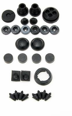 1956 Chevy Firewall Forward Grommet Set