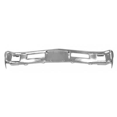 1970-72 Chevy II Chrome Front Bumper