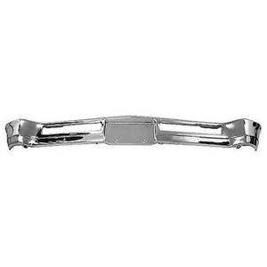 1966-67 Chevy II Chrome Front Bumper