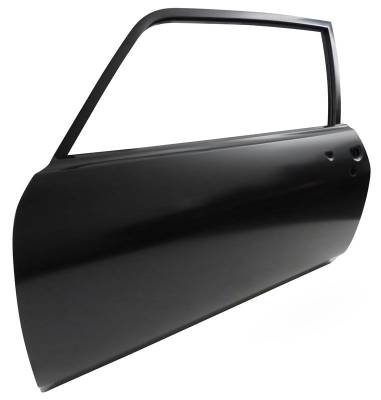 1968-72 Chevy II Nova 2-Door  Left Door Shell