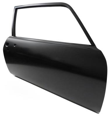1968-72 Chevy II Nova 2-Door  Right Door Shell