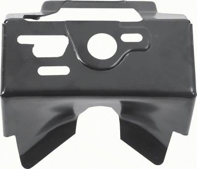 1970-73 Camaro & Firebird Inner Taillight Panel Center Brace Trunk Lock Support