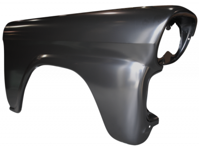 1958-59 Chevy Truck Right Front Fender