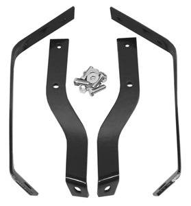 1955-59 Chevy & GMC Truck Rear Bumper Brackets 4-Piece Set