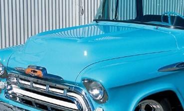 1957 Chevy Truck Hood
