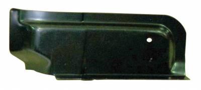 1967-69 Camaro & Firebird Convertible Right Floor To Firewall Brace