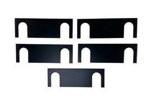 1955-57 Chevy Radiator Core Support To Front Fenders Shim Set