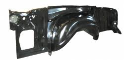 1955-57 Chevy Convertible Right Inner Quarter Panel Complete - Image 1