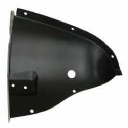 1957 Chevy Right Inner Fender Drain Tube Splash Shield