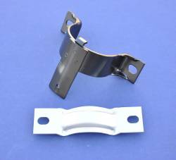 1955-57 Chevy - Dash - 1955-56 Chevy Upper Steering Column To Dash Brackets