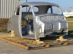 Bodies - 1940 Ford Coupe Body With Stock Firewall