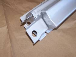 GM - 1955 Chevy Left Factory Correct Rocker With Fender Bracket - Image 2