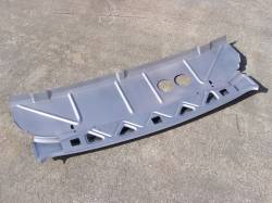 GM - 1955-57 Chevy 2&4-Door Sedan Rear Deck Filler Panel With Back Glass Pinchweld Flange - Image 2